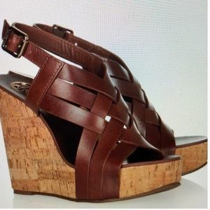 Tory Burch Ace High Wedge Sandals